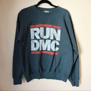 Run DMC Sweatshirt! Size M!